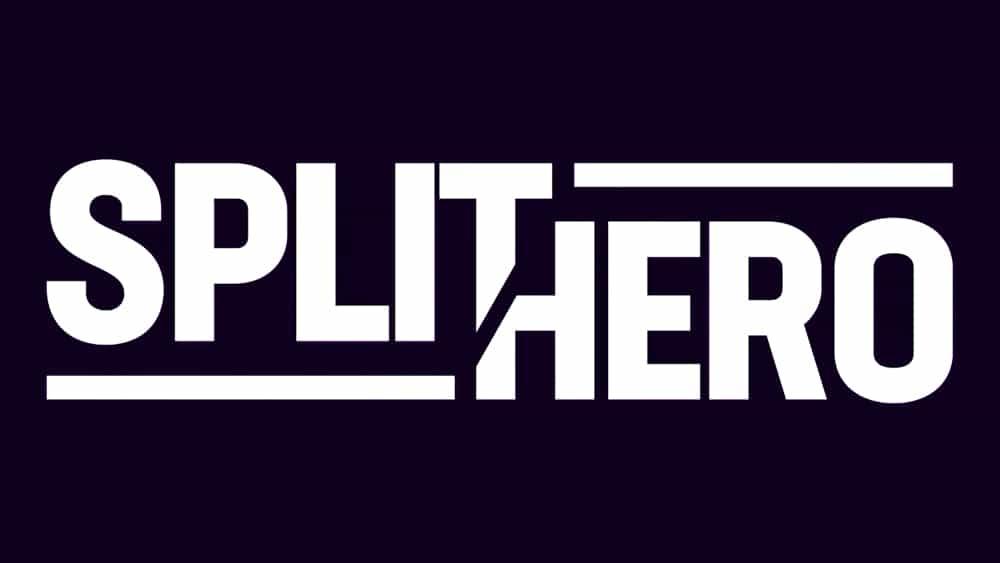 Split Hero logo