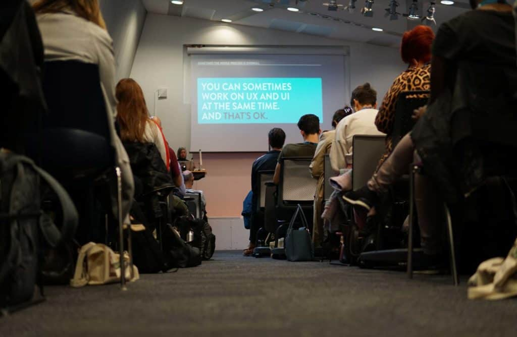 WordCamp London 2019: UX for everyone talk by Piccia Neri